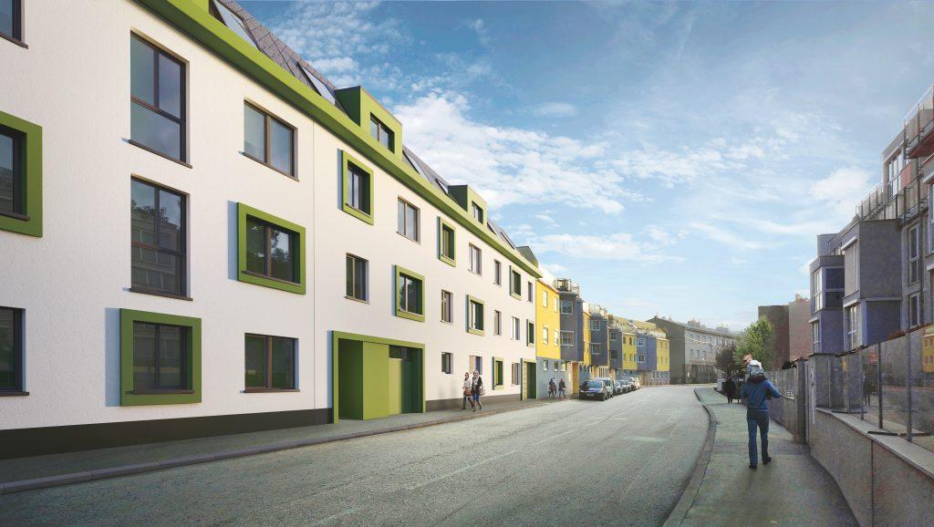 Erlaaer Straße