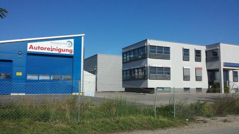 Erfolgreicher Verkauf der Logistikbasis für Autovermieter